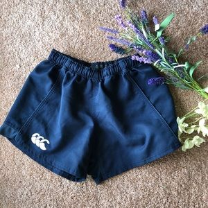 Canterbury of New Zealand Rugby Shorts Navy